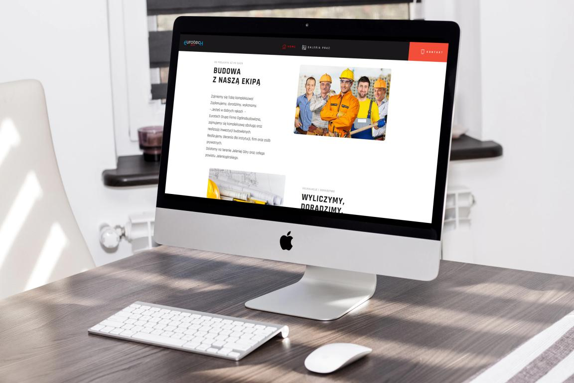 projektowanie stron www jelenia góra